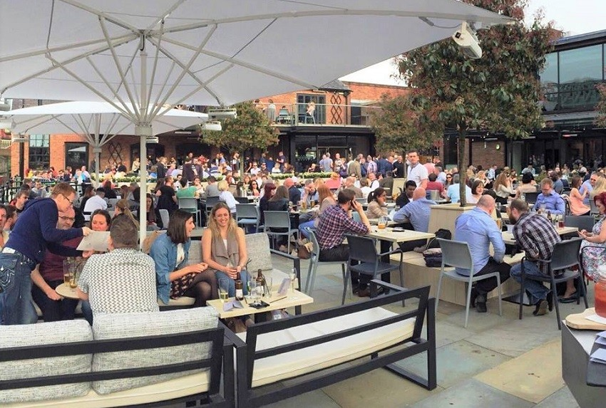 The Best Restaurants In Manchester Manchester News