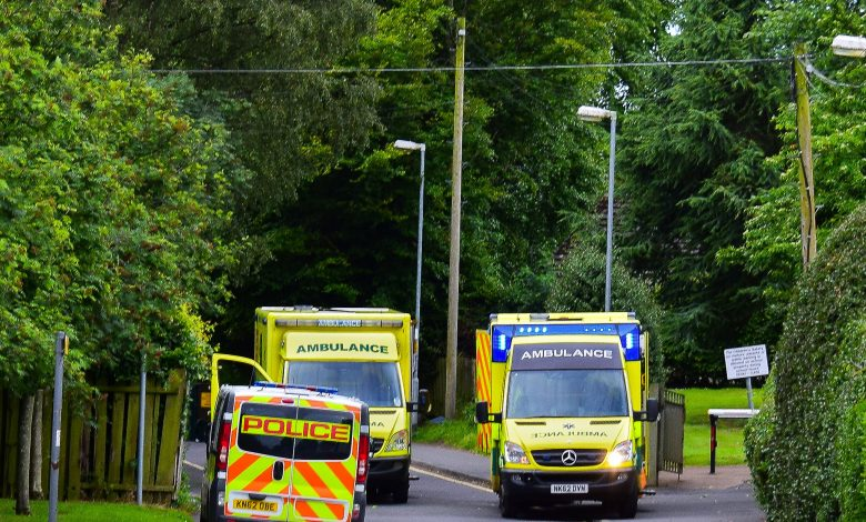 A man was life-critical injures after a hit and run crash in Stockport