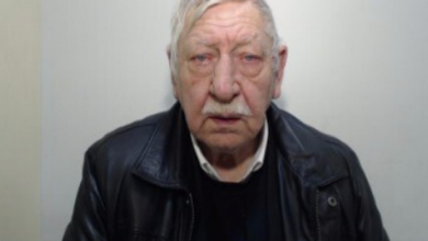 Photo of A 75-year-old pensioner admits killing a young man after 26 years