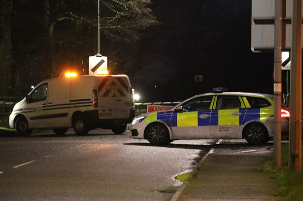 According to an inquest, a man, from Stockport, was found dead in a roadside ditch.
