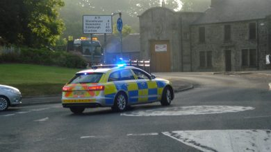 Photo of Four people have been arrested after a stabbing