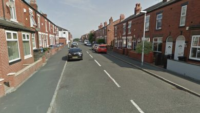 Photo of A man was stabbed again and again in a 'random' attack in Salford
