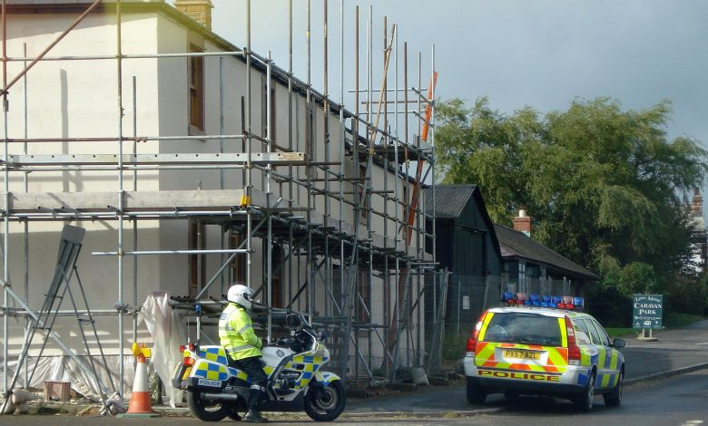 Police have opened a formal investigation after a person was seriously injured in a work accident.