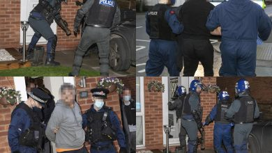 Police investigating drugs supply have raided 18 properties in Wigan